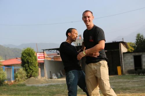 Wayne and Jivan, Leo Cor